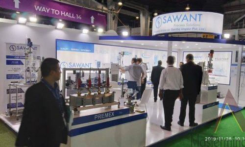 CPHI, Sawant Process Solutions @Greater Noida 2019